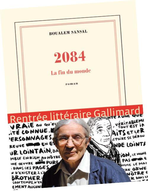«2084», le nouveau roman d'un écrivain censuré en Algérie et encensé en Europe