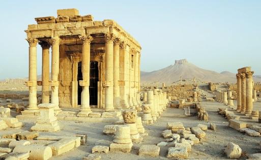 L'EI fait exploser un temple à Palmyre, patrimoine de l'humanité