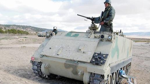 Un douanier tunisien tué par des jihadistes près de la frontière avec l'Algérie