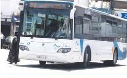 Tentative à Agadir de vol à l'arme blanche à bord d'un bus de transport urbain