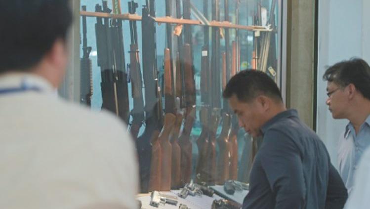 En Thaïlande, les disputes se règlent à coup de fusil