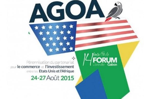 Tenue à Libreville du Forum international de l'AGOA