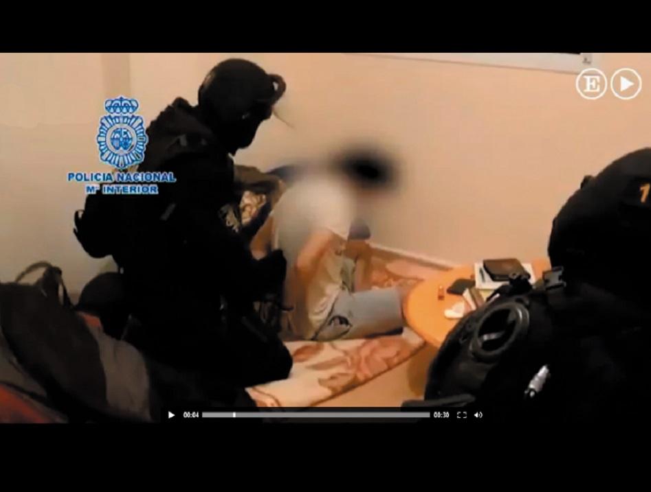 14 Marocains dans la nasse :   Opération conjointe du BCIJ et de la police espagnole