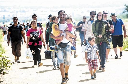 Le flux migratoire s'accentue de plus en plus sur la ''route des Balkans de l'Ouest''