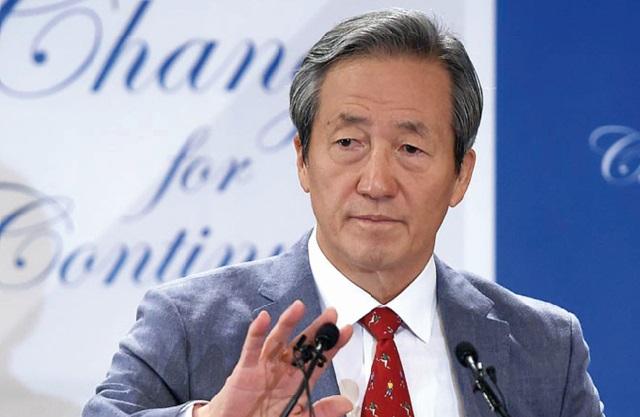 Chung Mong-joon : Seule une élection juste et équitable peut restaurer la réputation de la Fifa