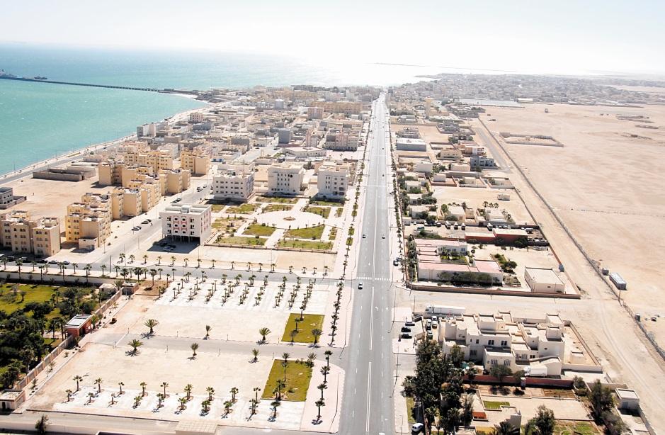 Le programme de l'USFP à Oued Eddahab-Lagouira : Réalisme et expérience
