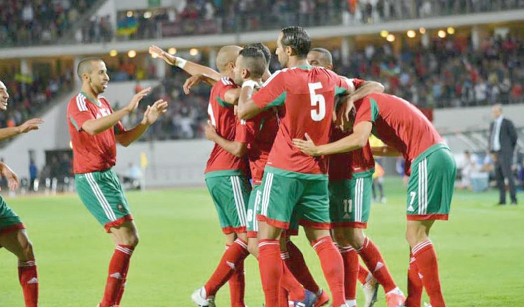 Le Onze national attendu au Caire pour affronter la Libye