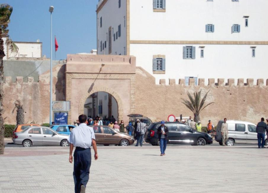 Les parkings d'Essaouira tournent à l'arnaque