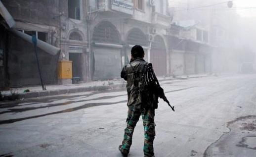 Une coalition rebelle aux portes d'un aéroport militaire tenu par les forces du régime syrien