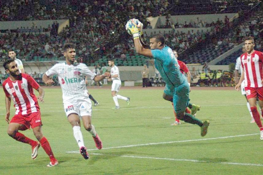 Coupe du Trône : le Raja et le MAT dans de beaux draps