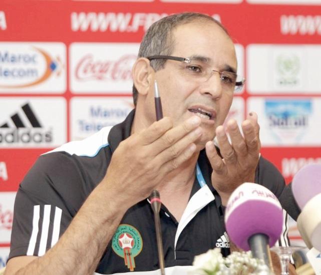 Point de presse de Badou Zaki, ce lundi à Agadir