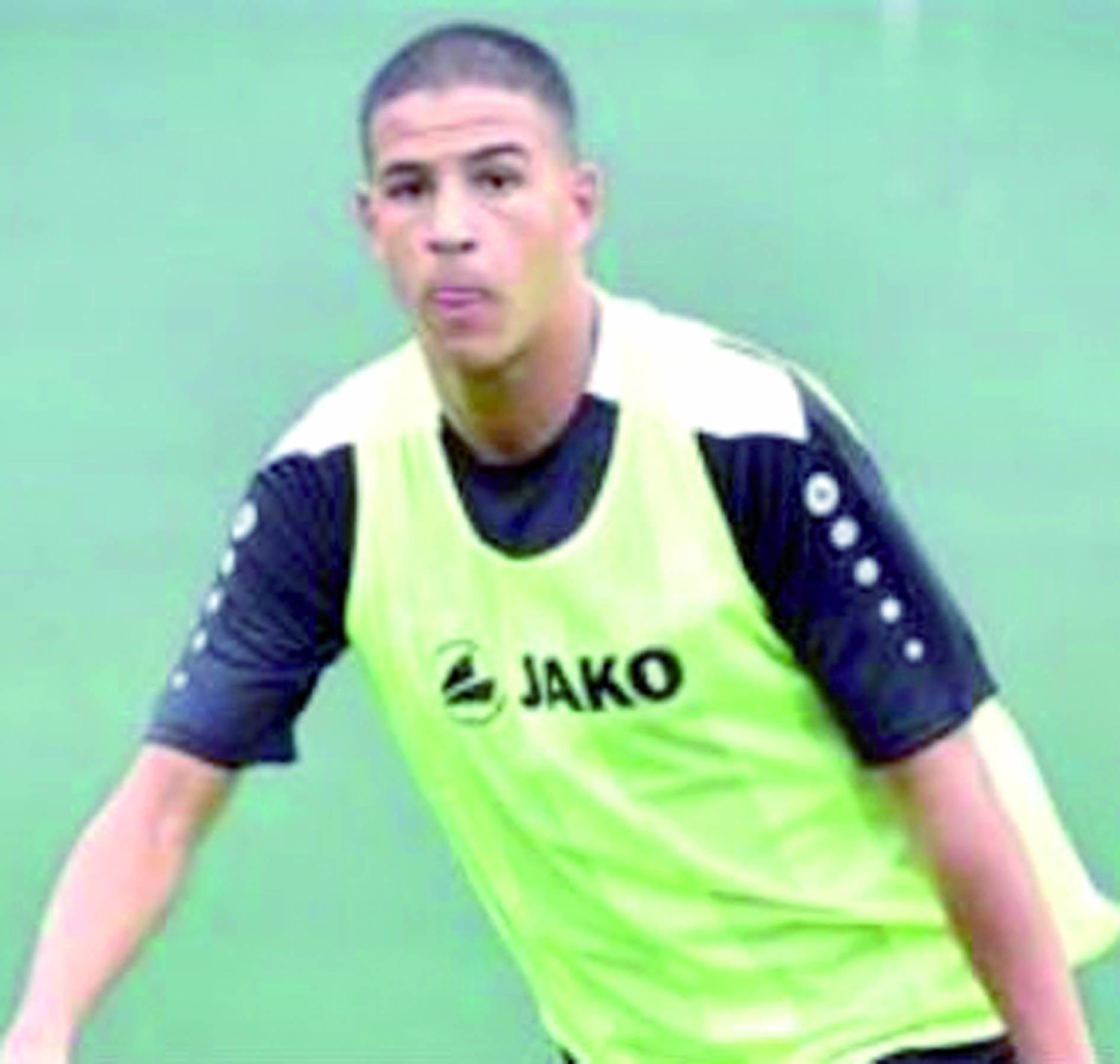 Ahmed El Messaoudi ne sera pas du voyage pour Sao Tomé