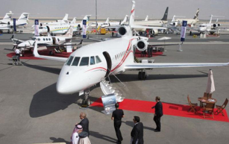 L'aviation  d'affaires  tient salon à Casablanca