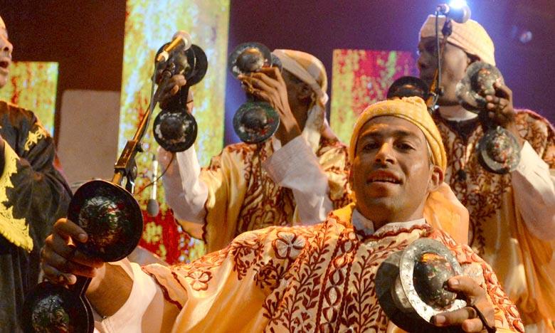 Casablanca aux rythmes de la musique gnaouie