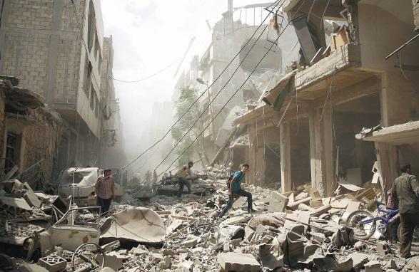 L'EI a exécuté près d'une centaine de personnes en un mois en Syrie