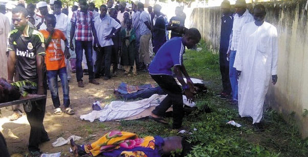 Près de 80 morts dans l'attaque de trois villages par des islamistes de Boko Haram