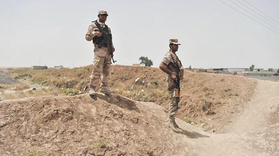 Série de rapts en Irak