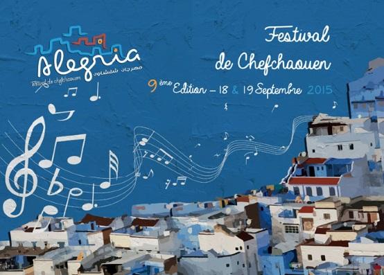 """Nouvelle édition du Festival """"Alegria"""" à Chefchaouen"""