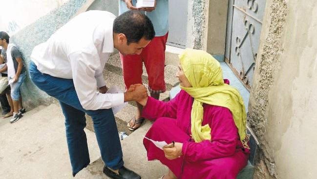 El Hassan Lachguar : Les habitants de l'arrondisement de Youssoufia sont tous les matins là pour Rabat mais Rabat n'est jamais là pour eux