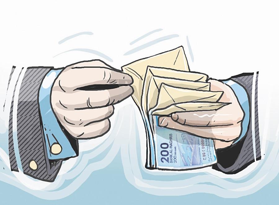 Une campagne aux forts relents d'argent sale