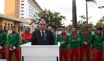 La FRMB fête les boxeurs marocains sacrés aux Championnats d'Afrique seniors