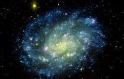 Une grande partie des galaxies changent de forme en vieillissant