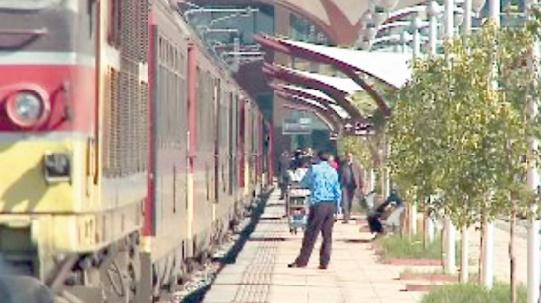 La qualité de l'infrastructure ferroviaire du Maroc le classe en tête de l'Afrique