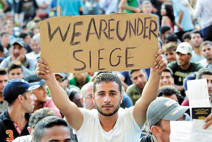 L'ONU appelle à une répartition équitable des réfugiés dans l'UE