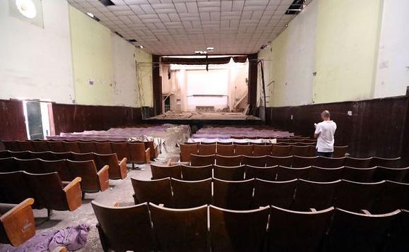 Tripoli ne fait plus son cinéma
