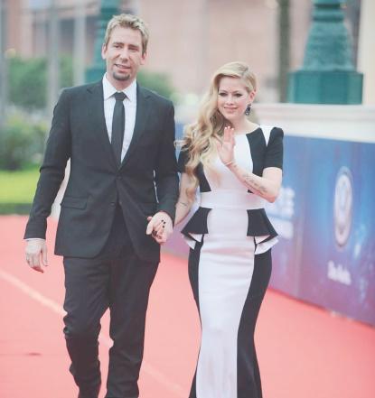 Avril Lavigne et Chad Kroeger divorcent après deux ans de mariage
