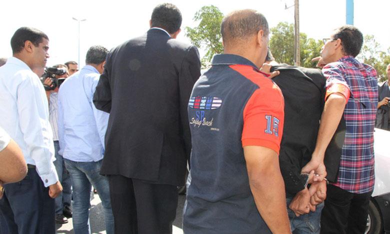 Démantèlement d'un réseau criminel à Casablanca