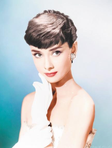Les vrais noms des stars : Audrey Hepburn - Audrey Kathleen Ruston