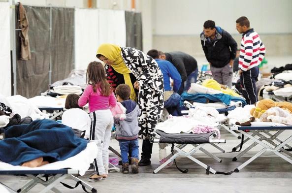 Berlin débloque 6 milliards d'euros supplémentaires pour les réfugiés