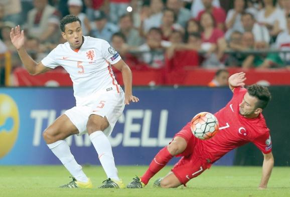 L'Euro 2016 s'éloigne pour les Oranje