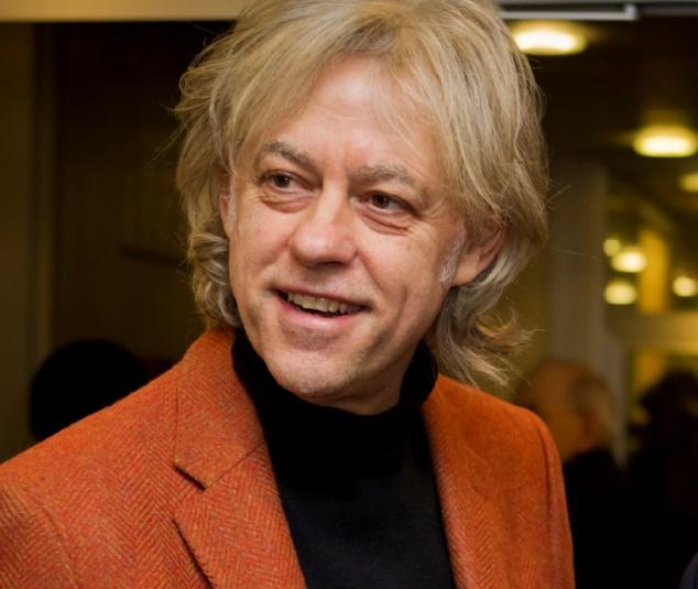 Bob Geldof offre d'accueillir chez lui quatre familles de réfugiés