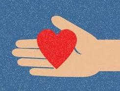 Faire œuvre de charité face à la souffrance humaine