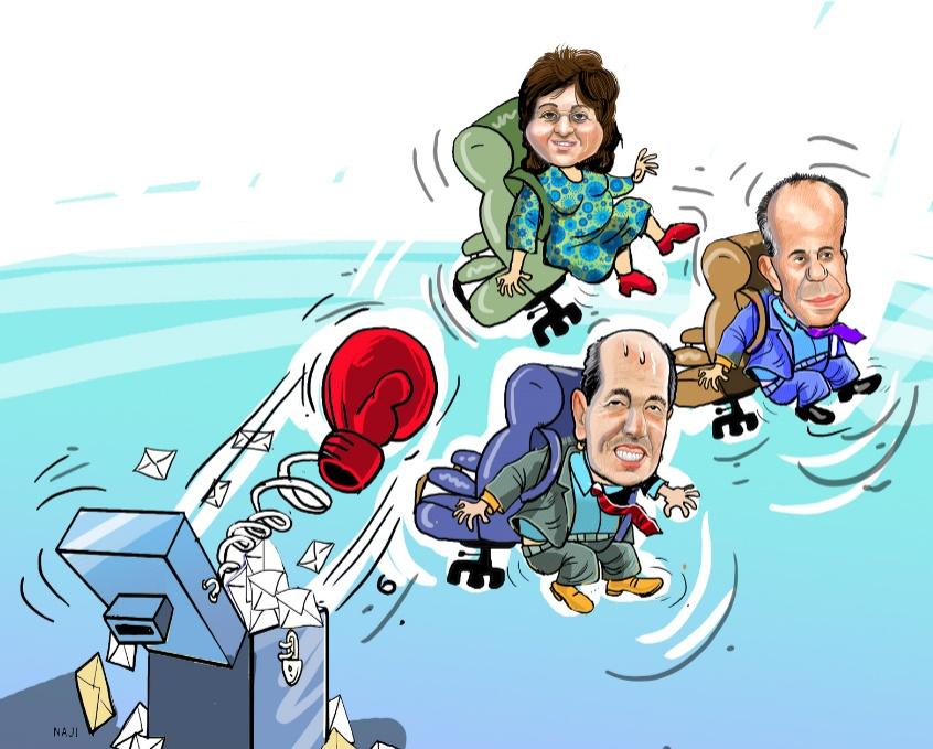 Les ministres recalés se doivent de débarrasser le plancher : Quid des cumulards ?