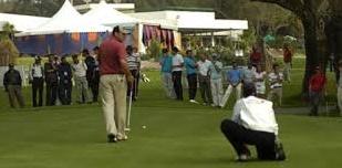 C'est parti pour la 12ème édition de la Coupe du Trône de golf