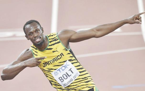 Saison terminée pour Usain Bolt