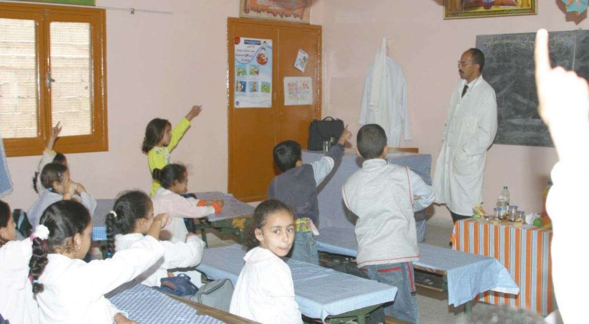 Benmokhtar inflige une rentrée empoisonnée aux enseignants