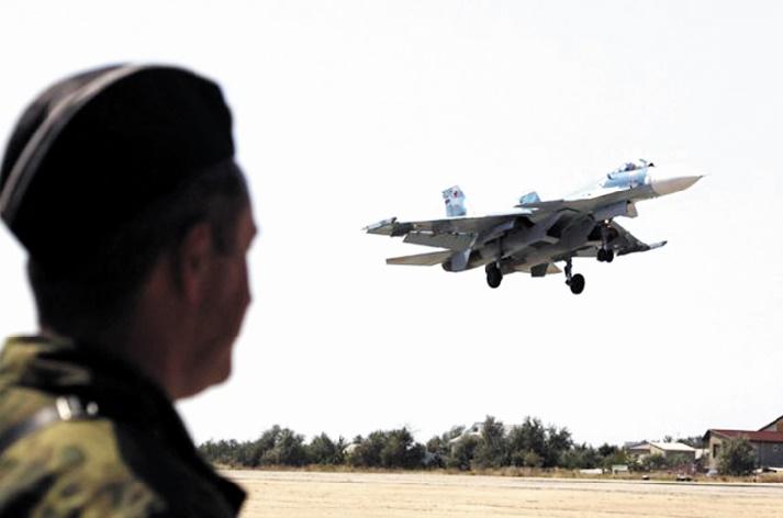 Moscou au secours de Damas