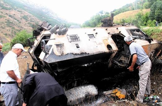 L'armée turque sur le sol irakien après une série d'attaques meurtrières du PKK
