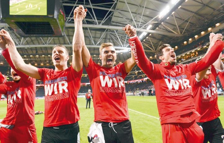 L'Autriche corrige la Suède et se qualifie à l'Euro 2016