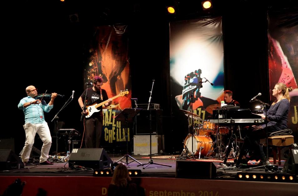 """Le """"Jazz au Chellah"""" 20 ans déjà"""
