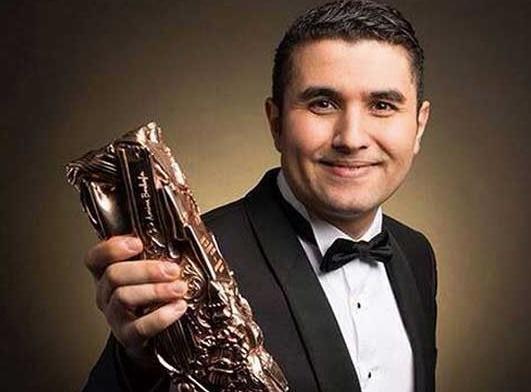 Après le César, Amine Bouhafa remporte le prix France Musique-Sacem