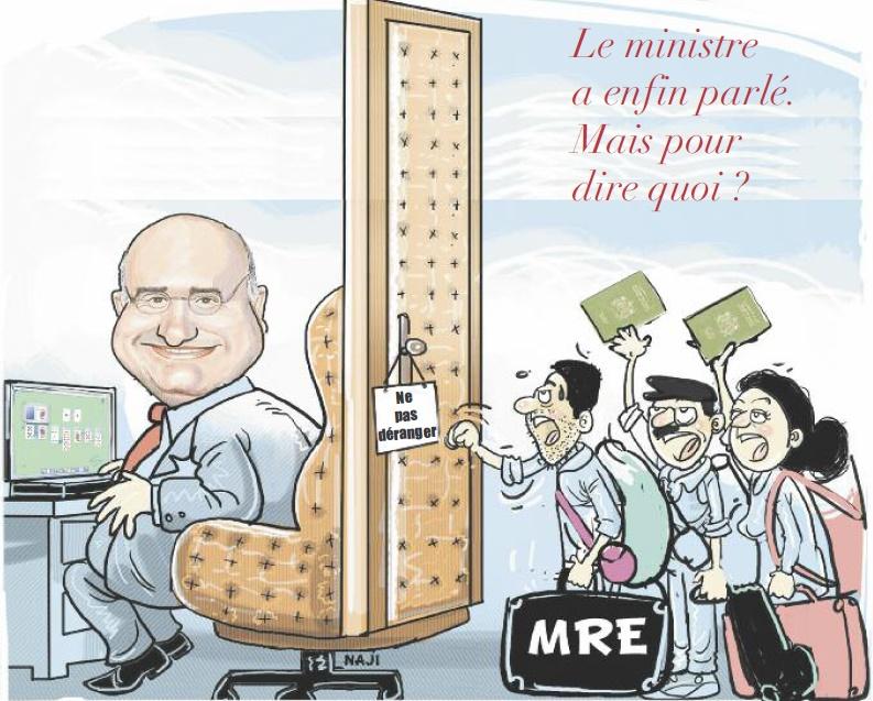 Miracle. Birrou existe ! Le ministre a enfin parlé. Mais pour dire quoi ?