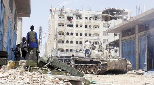 Le gouvernement yéménite en exil confirme sa participation à des négociations de paix