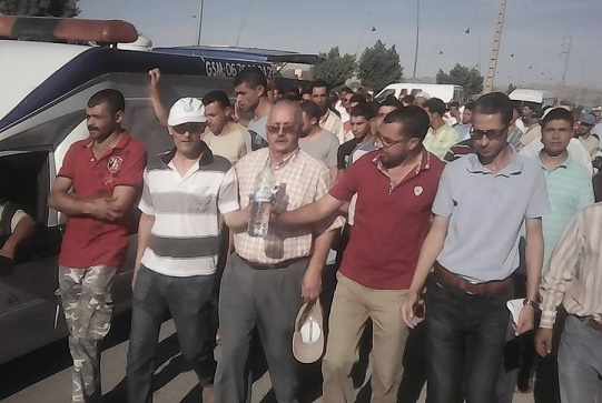 Onze gendarmes devant la justice à Taza