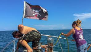 Des chasseurs de trésors traquent des galions disparus en Floride