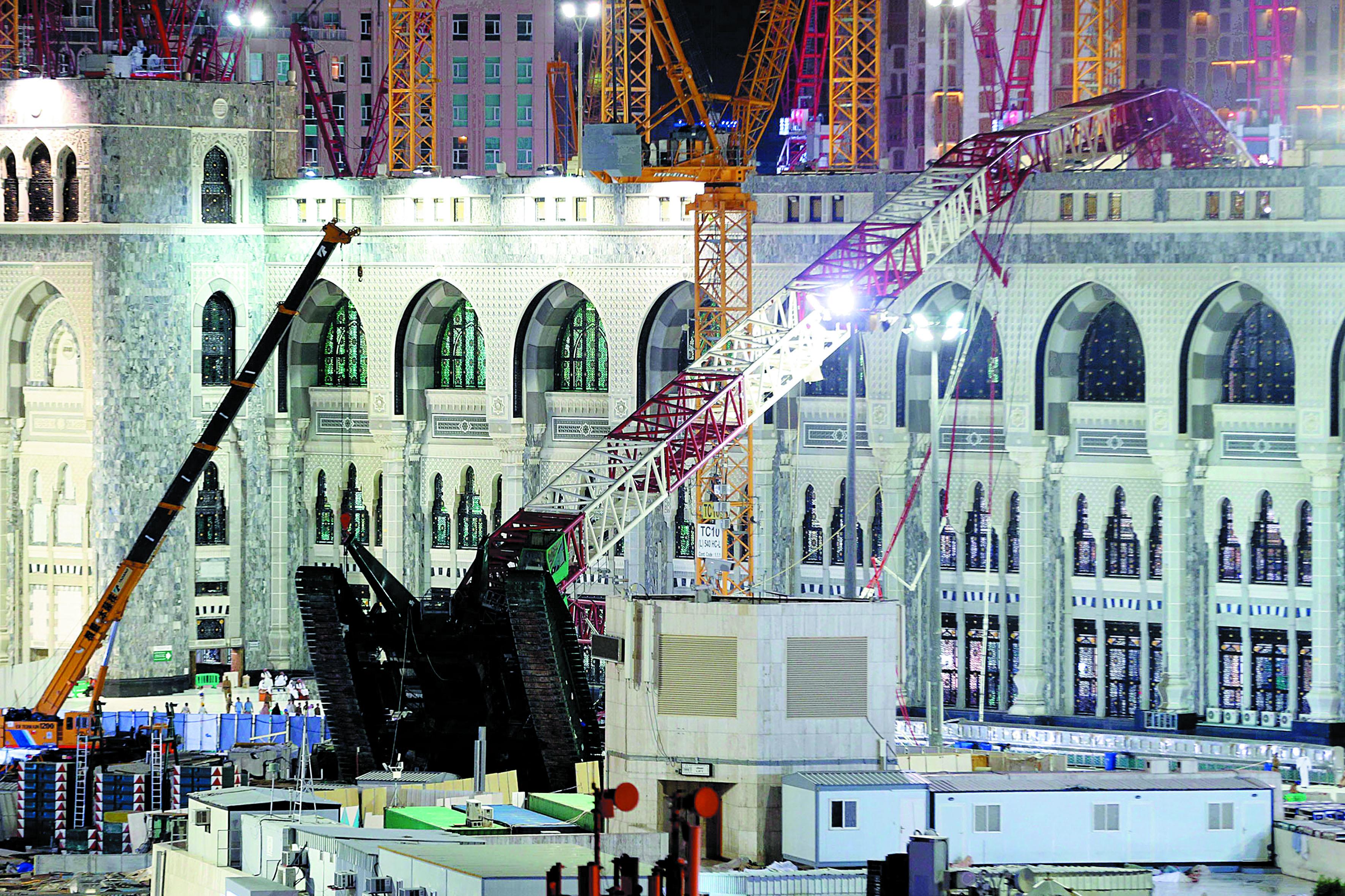 Le hajj aura lieu comme  prévu malgré le drame